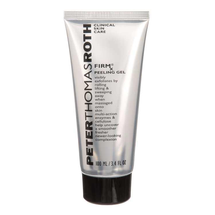 ($48 Value) Peter Thomas Roth Firmx Peeling Gel Facial Exfoliant, 3.4 Oz
