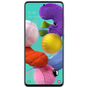 Straight Talk Samsung Galaxy A51, 128GB, Prism Crush Black - Prepaid Smartphone