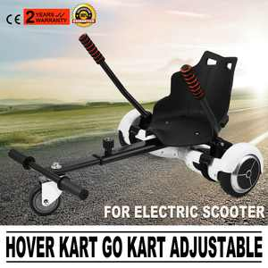 "VEVOR Hoverboards Hover Kart Two Wheel Fits all Sizes 6.5"" 8"" 10"" transform Hoverboard into Go-Kart"