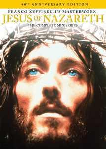 Jesus of Nazareth: The Complete Miniseries (DVD)