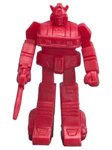 Transformers Figure Collection Jazz Mini Eraser Figure