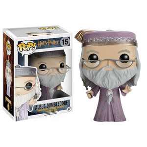 Toy - POP - Vinyl Figure - Harry Potter - Albus Dumbledore