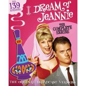 Mill Creek Entertainment I Dream of Jennie: Complete Series (DVD - Media)