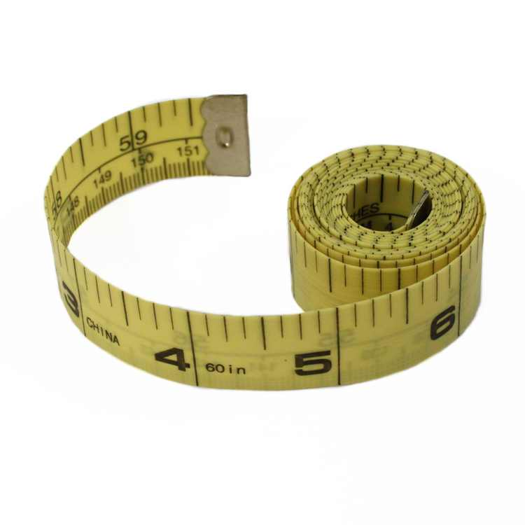Universal Double Sided Tailors Tape 60 inches for Home Improvement Craft Hobby