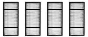 True HEPA Filter Replacement For Honeywell HRF-H2 Fits Air Purifier Model HPA050, HPA150, HPA060, HPA160, HHT055 and HHT155, 4 Filters