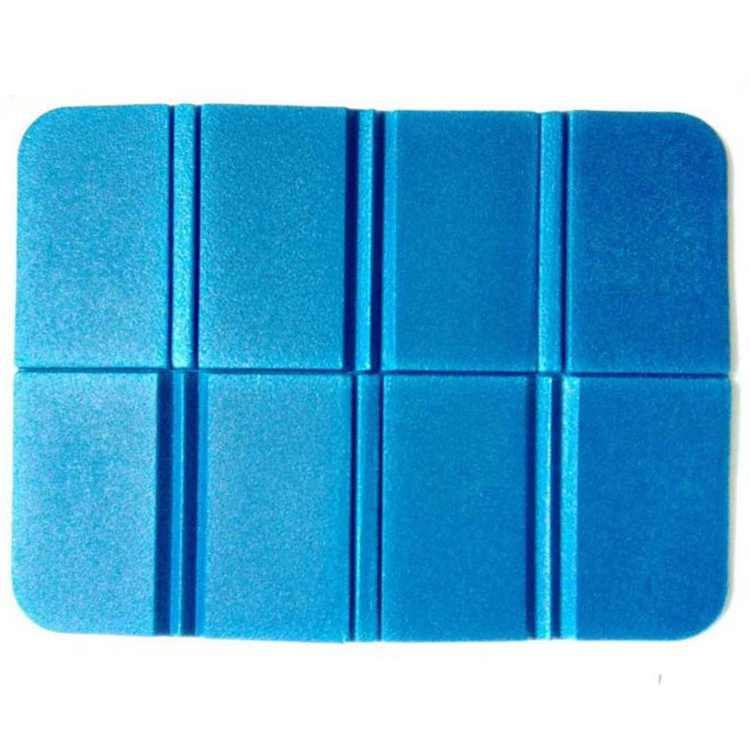 EVA Hiking Seat Pad, 1/2/4PCS Foldable Z Ultralight Sitting Pad for Camping Backpacking Stadium Outdoor-Blue