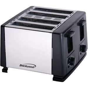 Brentwood Appliances 4-slice Toaster