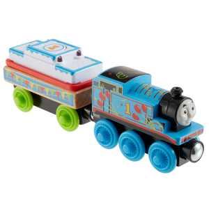Thomas & Friends Wood Birthday Thomas Wooden Tank Engine Train