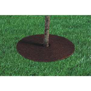 """Bosmere 24"""" Coco Fiber Tree Protector Ring, Set of 3"""