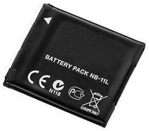 Battery for Canon NB-11L Replacement Battery