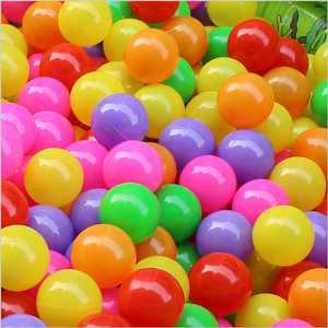 20-Pack 5.5cm Ocean Balls Ball Pit Balls Baby Kids Tent Swim Toys Ball for Baby Tent Swim Toys Ball Birthday Gift