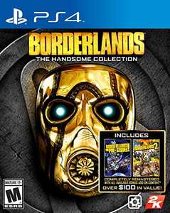 Borderlands: The Handsome Collection, 2K, PlayStation 4, 710425475337