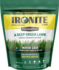 Ironite Mineral Supplement by Pennington, 1-0-1 Soil Treatment; 3 lbs