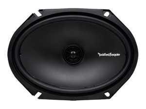 "Rockford Fosgate R168X2 6x8"" 110W 2 Way Car Coaxial Speakers Audio Stereo, Pair"