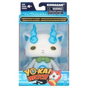 Hasbro Yo-Kai Watch Komasan Glow-in-the-Dark Eye Stickers Age 4+