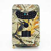 Lixada 1080P 12MP Digital Waterproof Hunting Trail Camera Infrared Night Vision Scouting Cam or Wildlife Hunting Monitoring and Farm Security
