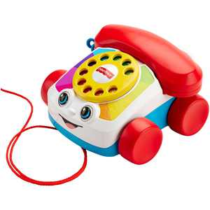 Fisher-Price Chatter Telephone with Ringing Sounds