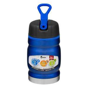 bubba Hero Sport Insulated Stainless Steel Kids Water Bottle, 8 oz., Blue