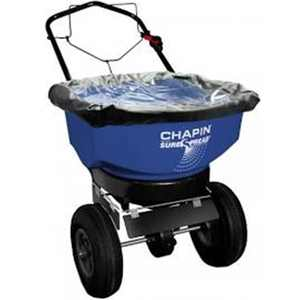 Chapin 8201A 80 lb. Residential Salt Spreader