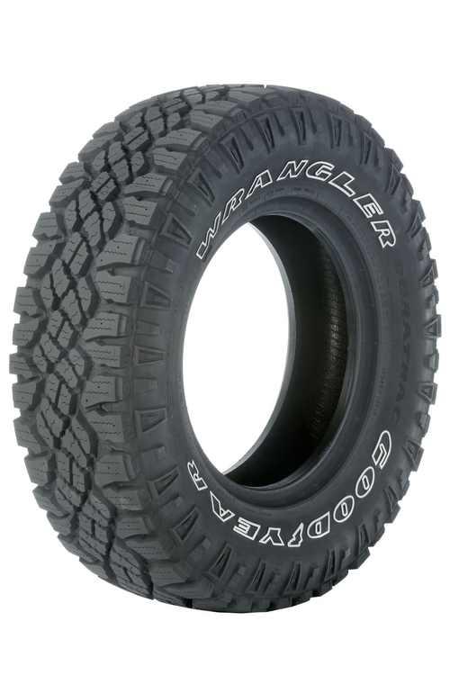 Goodyear Wrangler DuraTrac 255/75R17 115 S Tire