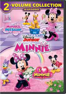 Mickey Mouse Clubhouse: 2-Movie Minnie Collection (DVD)