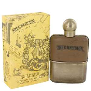 TRUE RELIGION TRUE RELIGION MEN EDT SPRAY 3.3 OZ TRUE RELIGION/TRUE RELIGION EDT SPRAY 3.3 OZ (M)