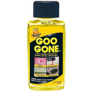 Goo Gone Remover Citrus Power Carded 1oz