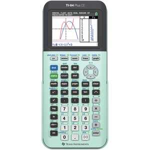 Texas Instruments TI-84 Plus CE Graphing Calculator, Mint