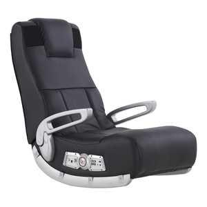 X Rocker II Wireless Gaming Chair Rocker, Black