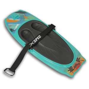 Xspec Kneeboard for Knee Surfing Boating Waterboarding, Aqua