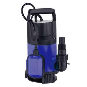UBesGoo 1/2 HP Submersible Pump 110V/60Hz Clean/Dirty Sewage Water Pump Flood Drain Pump for Pond Swimming Pool Garden