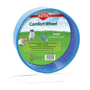 Kaytee Comfort Wheel Large 8.5 Inches