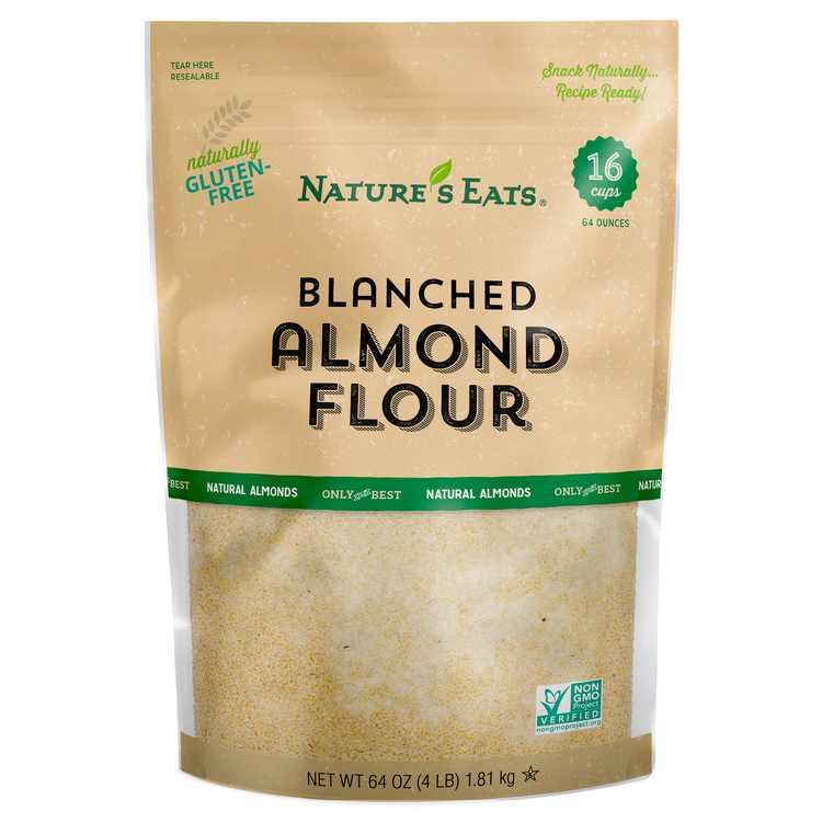 Nature's Eats Blanched Almond Flour, 4 Lb