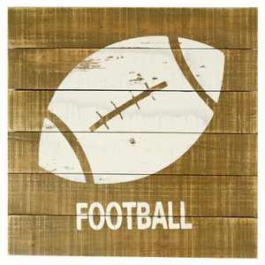 Football Plank Art - Pillowfort™