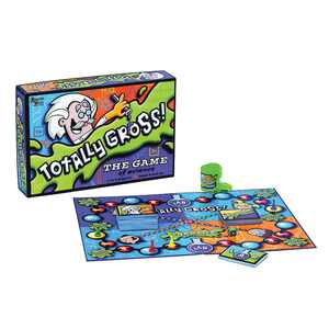 Totally Gross! The Game of Science Learning Game