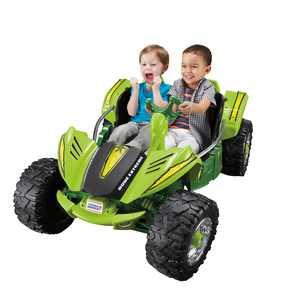 Power Wheels 12V Dune Racer Extreme - Green/Pink/Purple/Blue