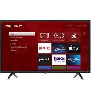"TCL 32"" Class 3-Series HD Smart Roku TV – 32S325"