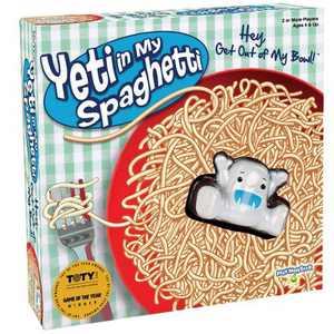 Yeti in My Spaghetti Board Game