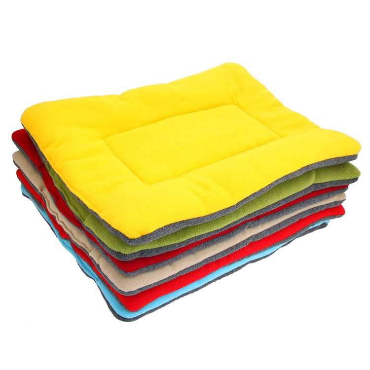 Pet Beds for Small Medium Large Dogs, Comfortable Pet Bed Cushion Mat for Puppy Cat, Soft Silk Wadding Dogs Bed for Indoor /Outdoor
