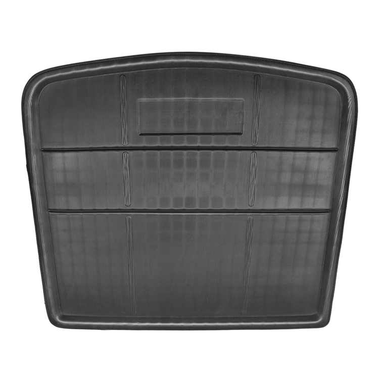 Rear Trunk Boot Liner Cargo Mat Floor Tray for Ford Edge 2015-2018