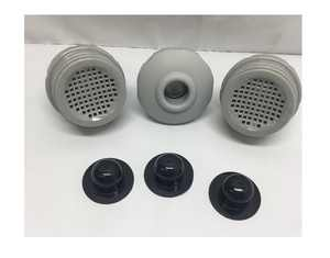 Intex 25022E Above Ground Swimming Pool Water Jet Connector Replacement Part Kit