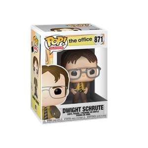 Funko POP! TV: The Office - Dwight Schrute