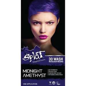 Splat Midnight Hair Color Amethyst - 6.0 fl oz