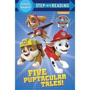 PAW Patrol Five Puptacular Tales (Paperback) (Various)