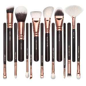 Professional Makeup Brush Kit, 16 Piece Set