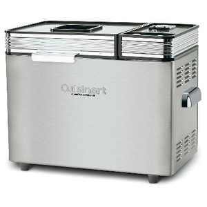 Cuisinart 2lb Convection Breadmaker - Stainless Steel - CBK-200