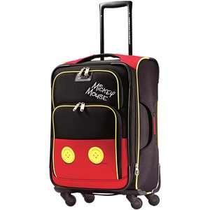 "American Tourister - Disney 21"" Spinner - Mickey mouse pants"
