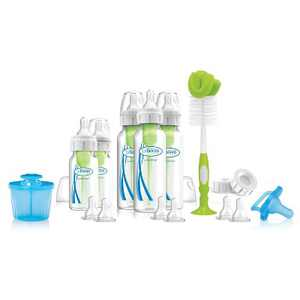 Dr. Brown's Options+ Anti-Colic Baby Bottle Newborn Gift Set