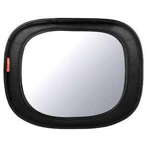 Skip Hop STYLE DRIVEN Backseat Mirror - Tonal Chevron