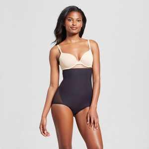 SlimShaper by Miracle Brands® Women's Sheer High Waist Brief